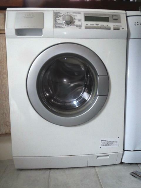 aeg lavamat turbo 18650 washer dryer efo ef3 error