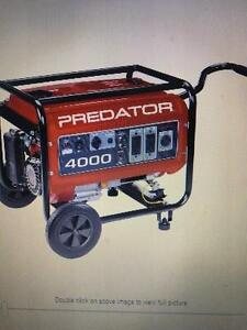 HOC - 4000 Peak/3200 Running Watts, 6.5 HP (212cc) Generator + WARRANTY + FREE SHIPPING