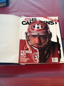 Collection des magazines: Les Canadiens (Canadian magazine)