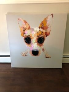 Canvas painting/picture