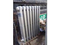 Cast Iron Bias Wall Radiator 540mm x 685mm Ref 10
