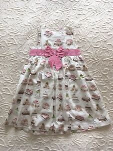 New Baby girl dress 12-18m