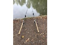 Top end 2 rod set up