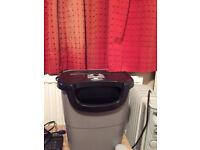 Fellowes paper shredder for sale