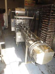 Doboy Scott II Wrapper Horizontal Flow Wrapper
