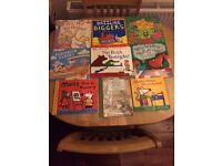 REDUCED Over 40 childrens kids books brand new/excellent condition