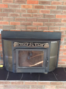 Fireplace Insert - Cast Iron