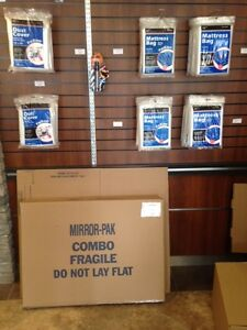 YOUR ONE STOP SHOP FOR STORAGE, MOVING AND PACKING SUPPLIES!