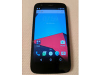 Moto G (LTE Version) + 32GB sd card + charger! Unlocked
