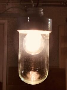 Vintage Pendant Lights, Indoor or Outdoor