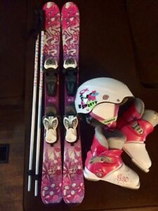 Girls Ski Bundle