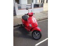 Vespa s 50/may swap for zip 70 or why?