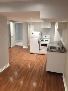 BRAND NEWLY RENOVATED 1 BDRM BASEMENT APARTMENT IN NEWMARKET