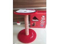 Hello Kitty Cat Scratching Post. New in box. Collect Fulham
