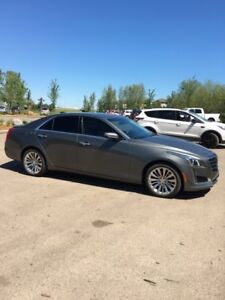 2016 Cadillac CTS Luxury AWD 3.6L - MINT CONDITION