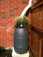 Fundraise as Much as $3000 This Spring Using Rain Barrels!
