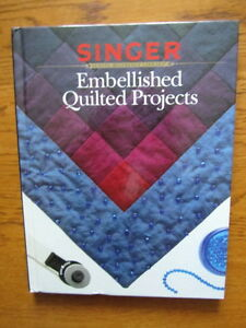 Singer == EMBELLISHED QUILTED PROJECTS