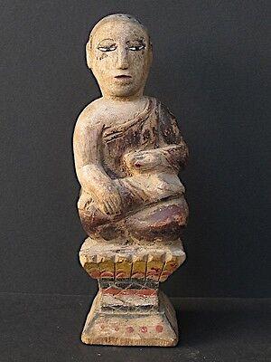 Old Monk Wooden, BURMA