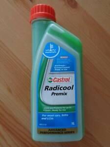 CASTROL Radicool Premix Ready to Use Antifreeze Antiboil Coolant 1L
