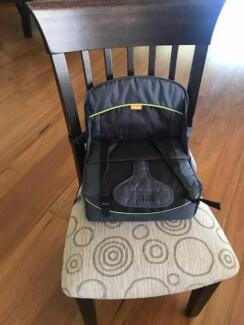 Foldable Travel Booster Seat for 6+ month
