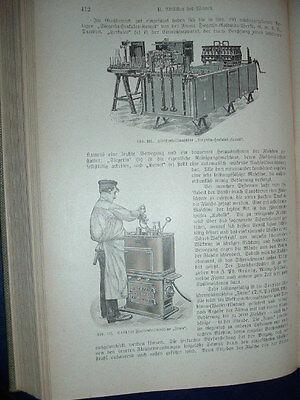 Handbuch des Weinbaues und der Kellerwirtschaft - Kellerwirtschaft 1921 Winzer