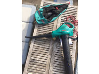 Bosch ALS 2500 Electric Garden Vacuum/Blower