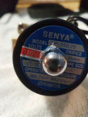 Senya 1 Solenoid Valve 110vac