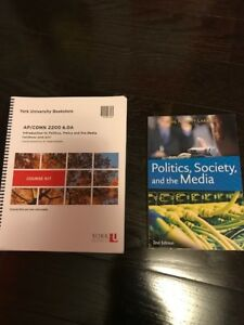 COMN 2200- Politics, Society & Media and Course Kit