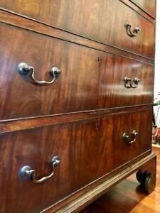 Tallboy (chest of drawers) Georgian Antique c.1770