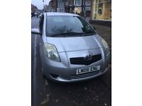 TOYOTA YARIS 2006 1.3L MANUAL PETROL , LOW MILEAGE , PERFECT CAR , RUNS LIKE NEW , 1 YEAR MOT