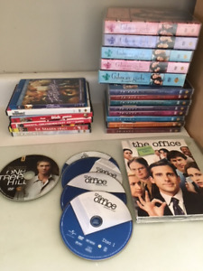 Lots of DVDs, Movies, etc - see pictures and prices