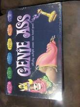 Genie Ass Fun Popular Trivia Board Game RRP$45 Box Hill North Whitehorse Area Preview