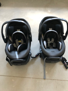 Peg Perego Baby Car Seats for Sale $125 each or $200 for both
