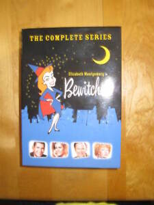Coffret films DVD (Série TV) - BEWITCHED - complete series