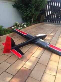 RC plane Slope soarer Areobatic 1400 wingspan