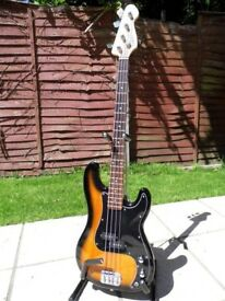 Tokai Hard Puncher Bass Guitar