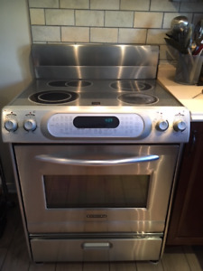 Kitchenaid Free Standing Electric Stove