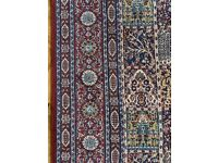Large Ikea VALBY Persian rug in good condition (230 x 170cm)