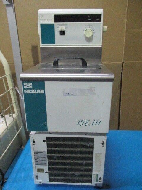 Neslab RTE-111 Refrigerated Bath, Chiller, Z-Pump, BOM# 134103200103, 450787