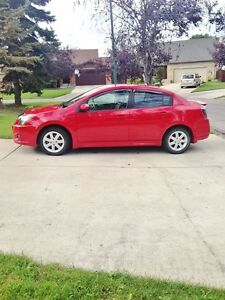 2012 Nissan Sentra SR Lady driven 48000