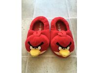 NEXT Angry Birds Slippers Kid's Size 10