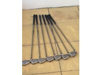 7x Golf Clubs (Cobra!) for Sale