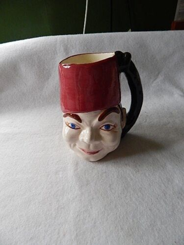RARE Masonic/Shriner Handmade Ceramic Mug