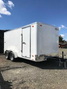 NEW 2020 CARGO EXPRESS 7' X 16' CONTRACTOR SPECIAL
