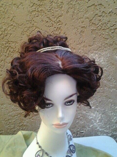 Regency style wig color choice  austen, pride and prejudice , emma, nutcracker