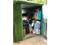 Amazing metal garden shed / storage container