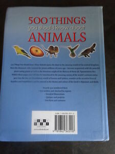 500 Things you Should Know About Animals Kitchener / Waterloo Kitchener Area image 2