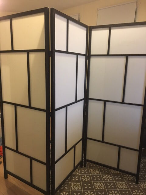 ikea risor room divider in finchley gumtree