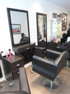 Hair Salon & Spa Furniture Closing Down Sale / Barber Chairs /