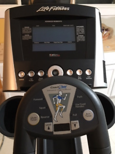 Elliptical Cross-Trainer for Sale